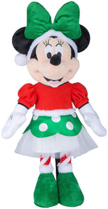 Gemmy Holiday Greeter Minnie as Cute Elf Disney