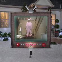 Load image into Gallery viewer, Gemmy 8' Living Projection Airblown Inflatable A Christmas Story