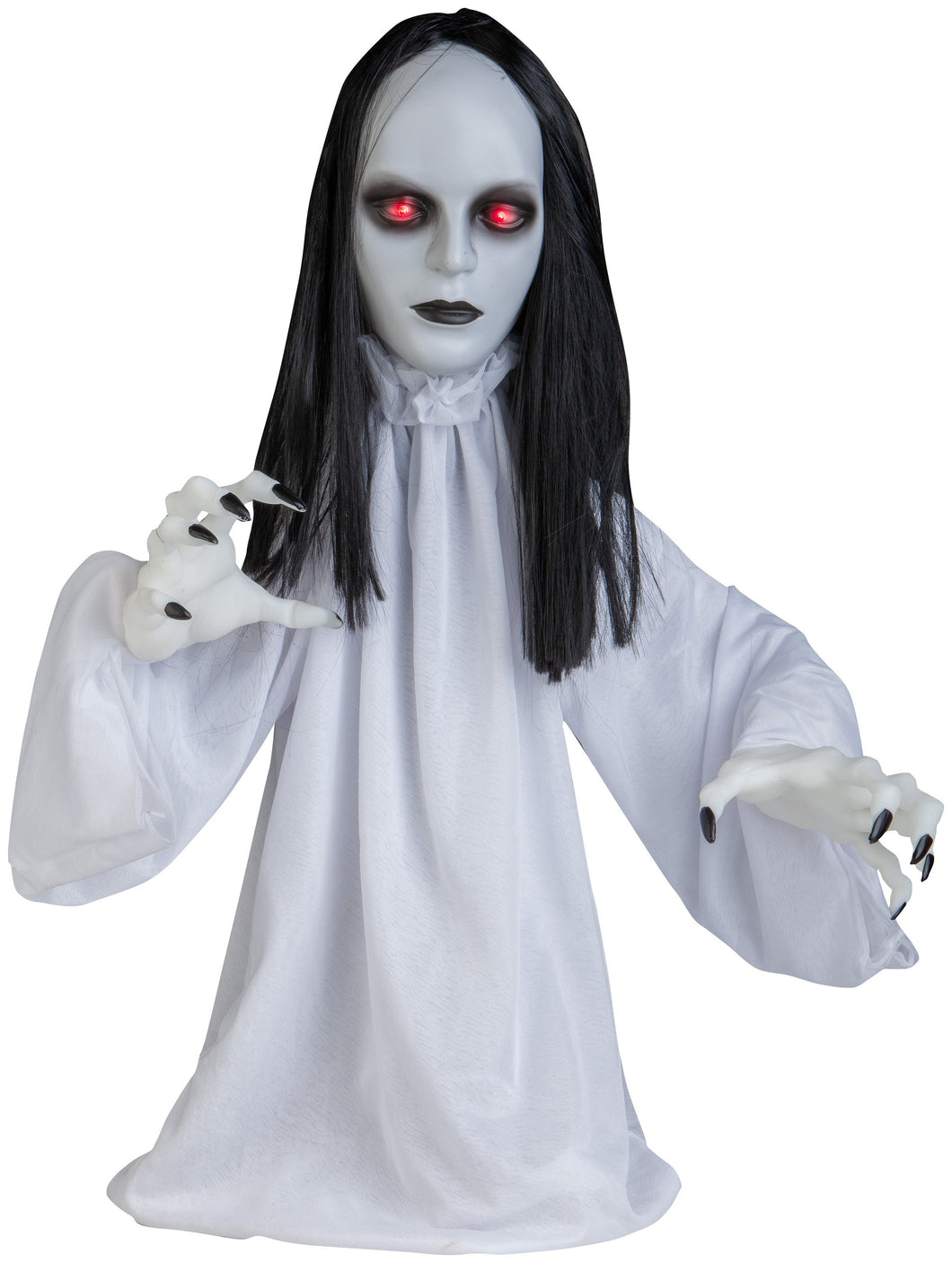 Gemmy 2.5ft Animated Pop Up Goth Ghoul