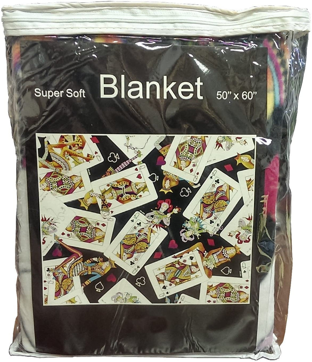 Playing Cards Blanket