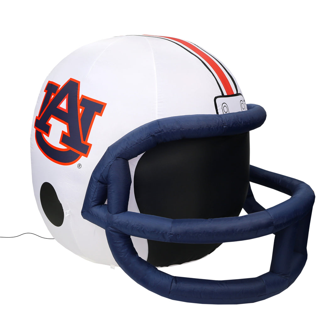 4' NCAA Auburn Tigers Team Inflatable Football Helmet