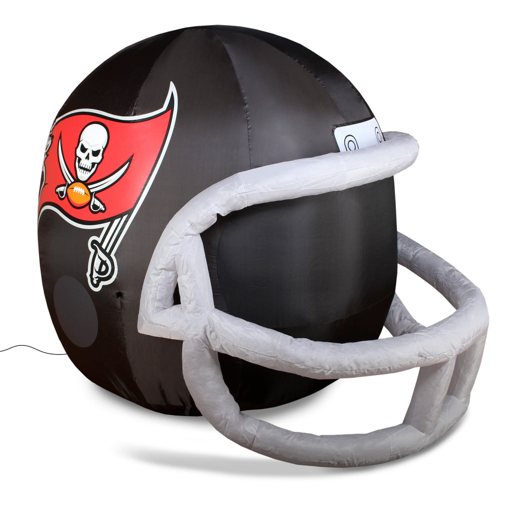 4' NFL Tampa Bay Bucineers Inflatable Football Helmet