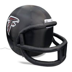 4' NFL Atlanta Falcons Team Inflatable Football Helmet