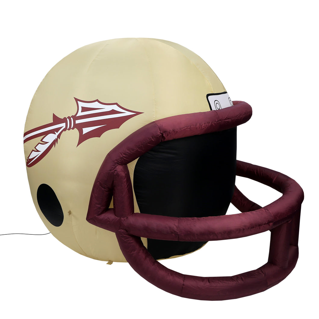 4' NCAA Florida State Seminoles Team Inflatable Football Helmet