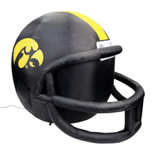 Load image into Gallery viewer, 4' NCAA Iowa Hawkeyes Team Inflatable Helmet
