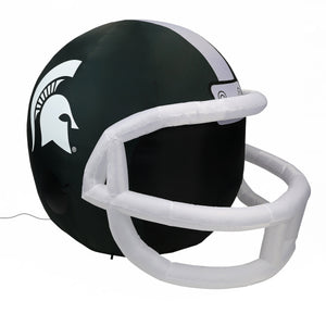 4' NCAA Michigan State Spartans Team Inflatable Helmet