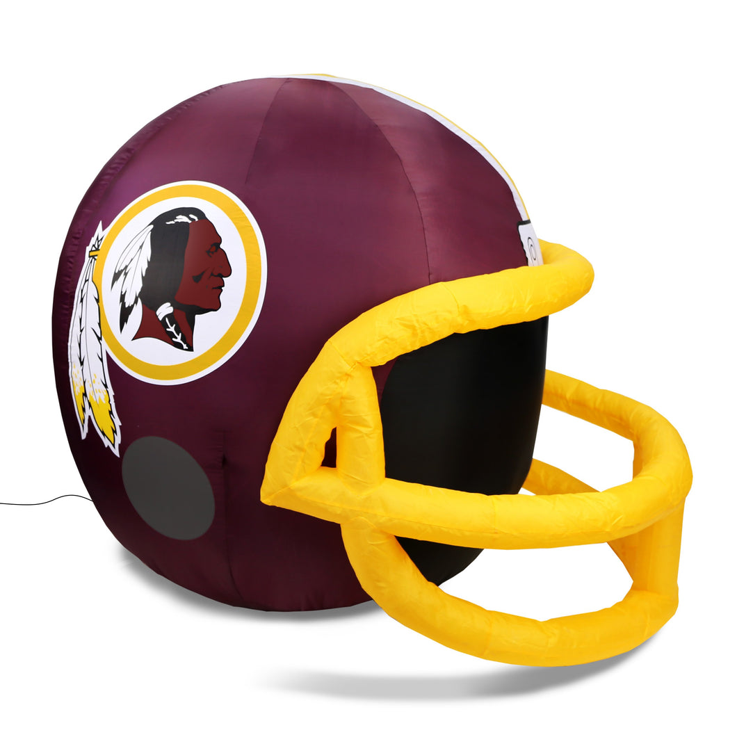 4' NFL Washington Redskins Team Inflatable Football Helmet