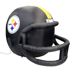 4' NFL Pittsburgh Steelers Team Inflatable Football Helmet