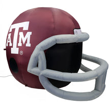Load image into Gallery viewer, 4' NCAA Texas A&M Aggies Team Inflatable Helmet