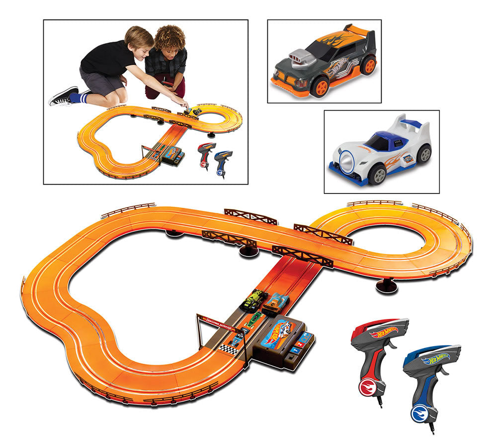 1:43 Hot Wheels Slot Track Set - 380cm/ 12.4ft (B/O)