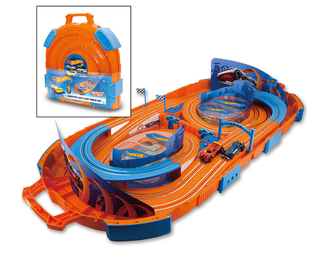 1:64 Hot Wheels Slot Track Carrying Case - 280cm/ 9.1ft (B/O)