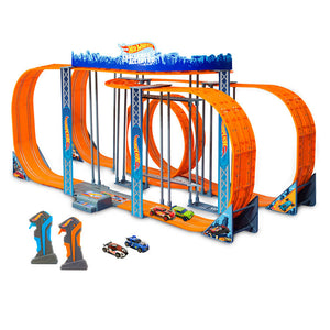 1:43 Hot Wheels Zero-Gravity Slot track set - 1300cm/ 42.6ft (A/C)