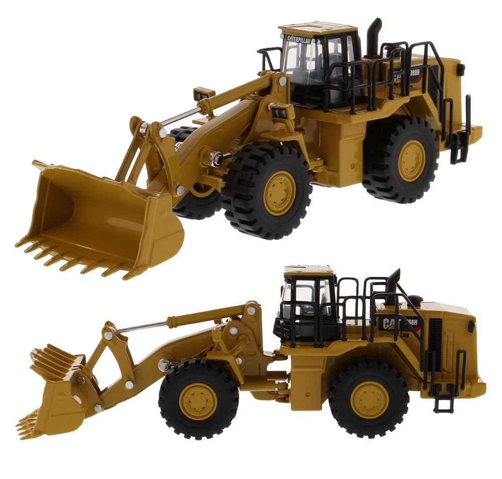 1:64 CAT Large Die-cast - Wheel Loader