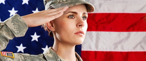 Military & First Responder Brides Discounts