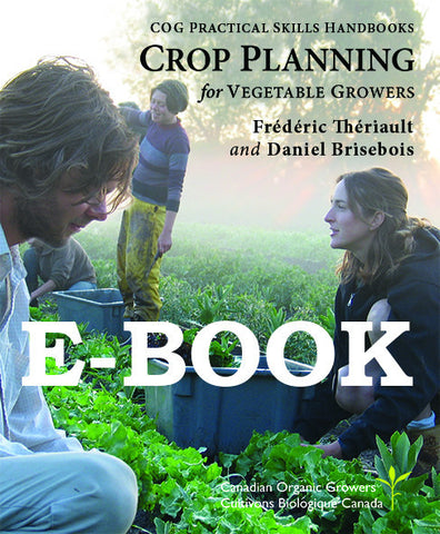 Crop Planning for Vegetable Growers (E-BOOK)