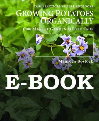 Growing Potatoes Organically (E-BOOK)