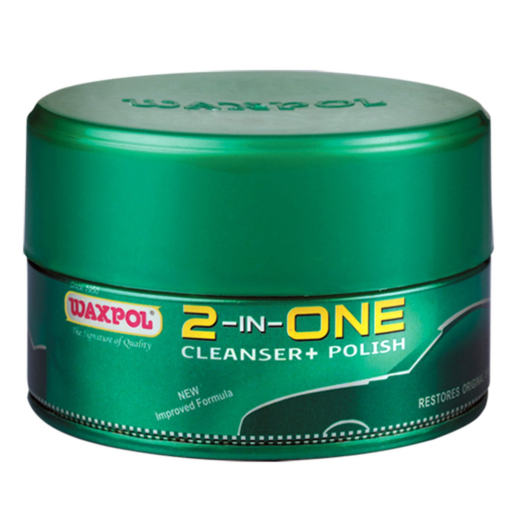 2-in-One Cleanser + Polish