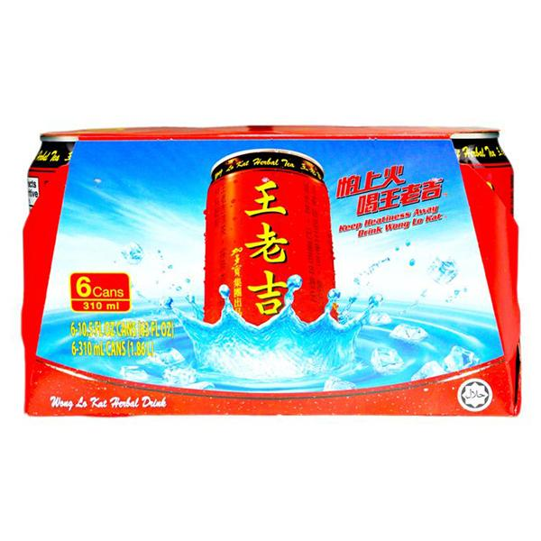 Wang Lo Kat Herbal Tea 6x310ml