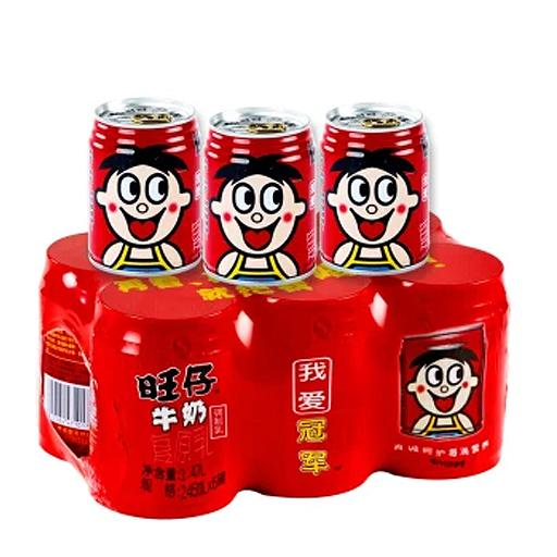 Hot Kid Milk Drink 6*245 ml