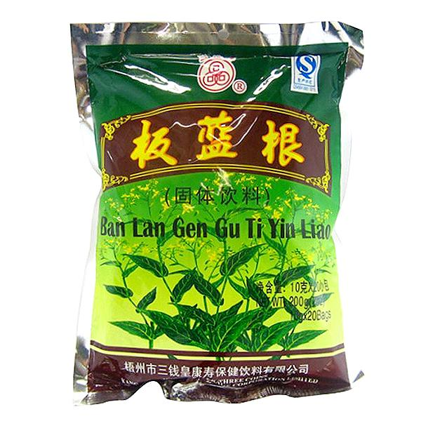 3 Coins Ban Lan Gen Herbal Tea 20x10g