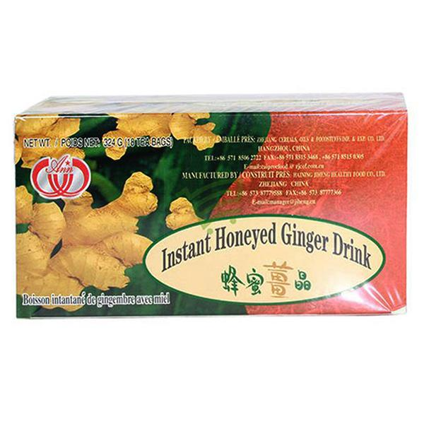 Ann Instant Honeyed Ginger Drink 324g