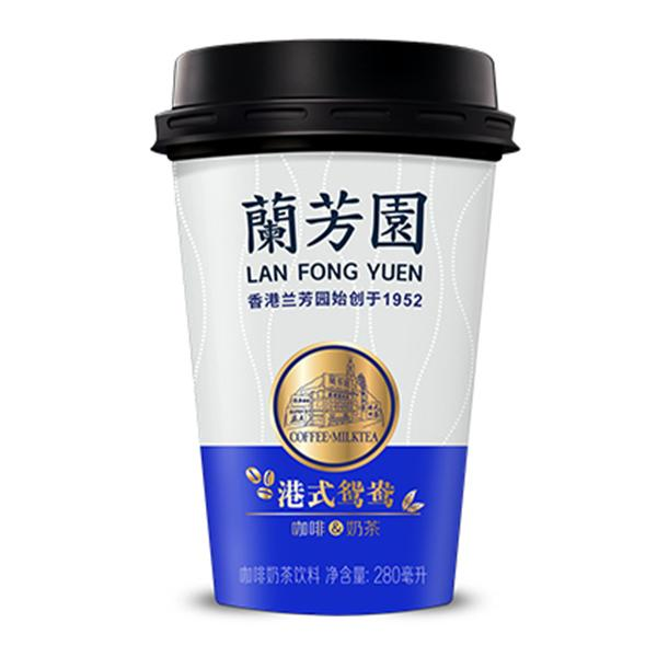 Lan Fong Yuen Coffee& Milk Tea 280ml