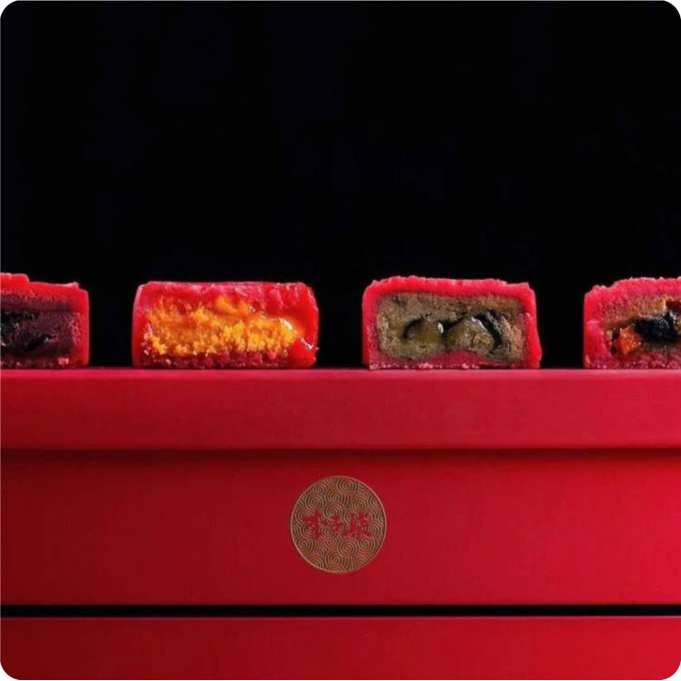 Liziqi Mooncake Gift Set 560g