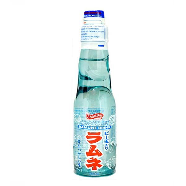 Shirakiku Ramune Drink-Original 200ml