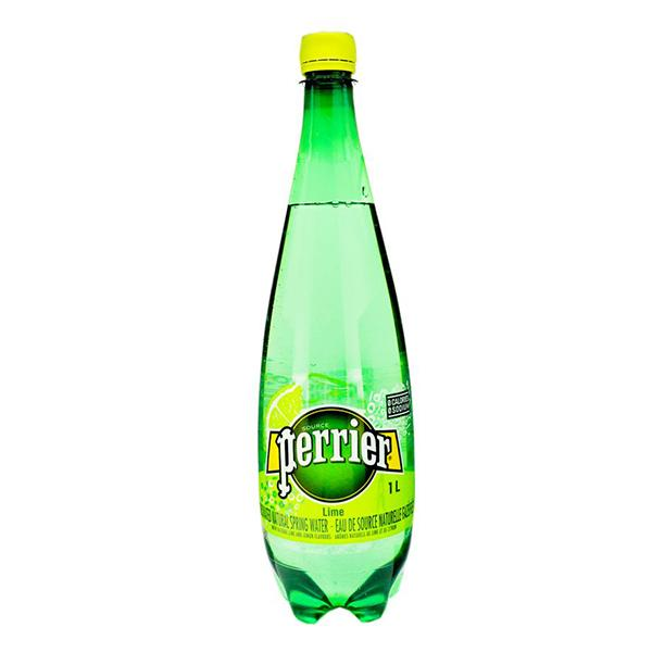 Perrier Carbonated Spring Water 1L