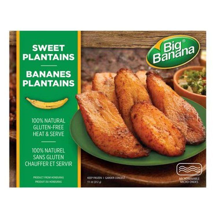 Big Banana Sweet Plantains 312g