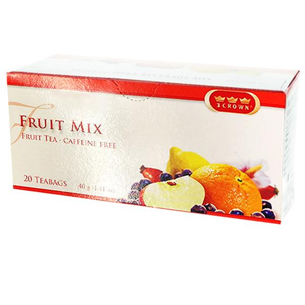 3 Crown Fruit Mix Tea 40g
