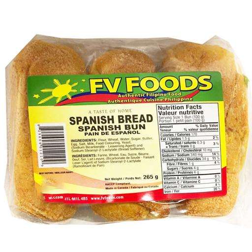 FV Foods Spanish Bread 265 g