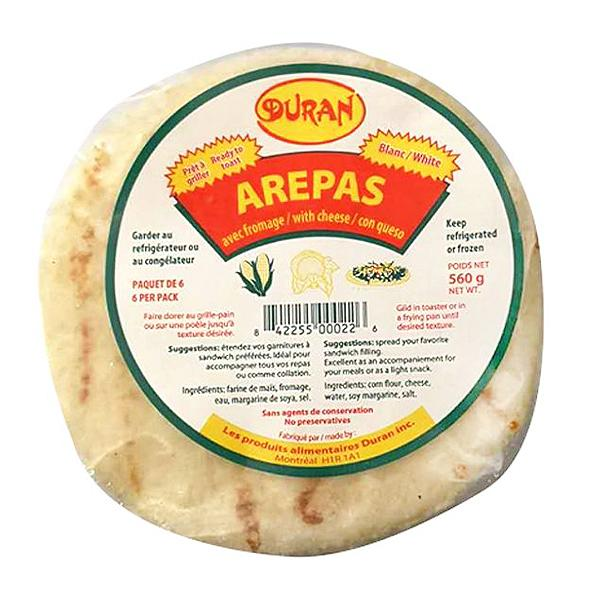 Duran Apepas With Cheese 560g