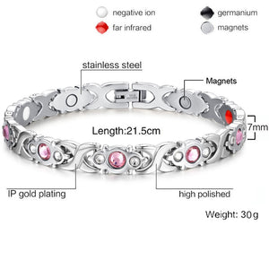 Fashionable Magnetic Bracelet