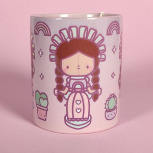 Taza Corazon: Tiny Otomí