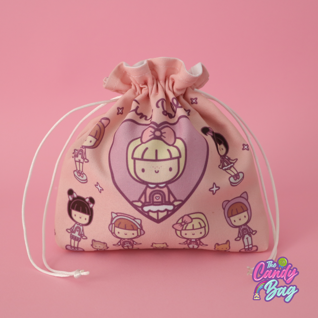 Candy Bag Tiny Doll