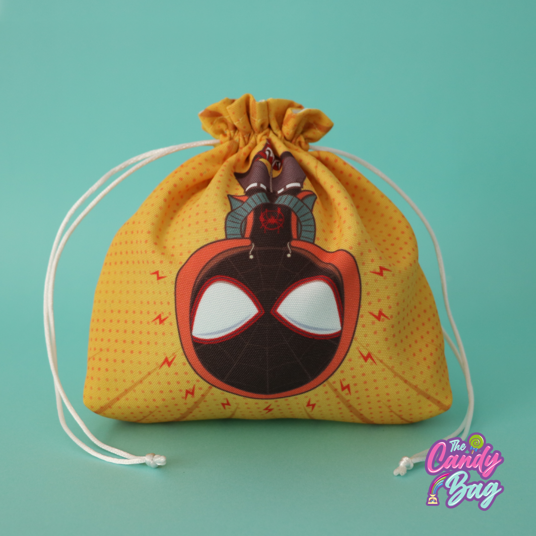 Candy Bag Miles Morales (Spiderman)