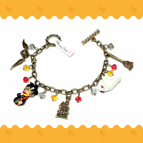 Pulsera Deluxe - Harry Potter