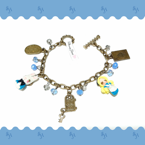 Pulsera Deluxe - Alice in Wonderland