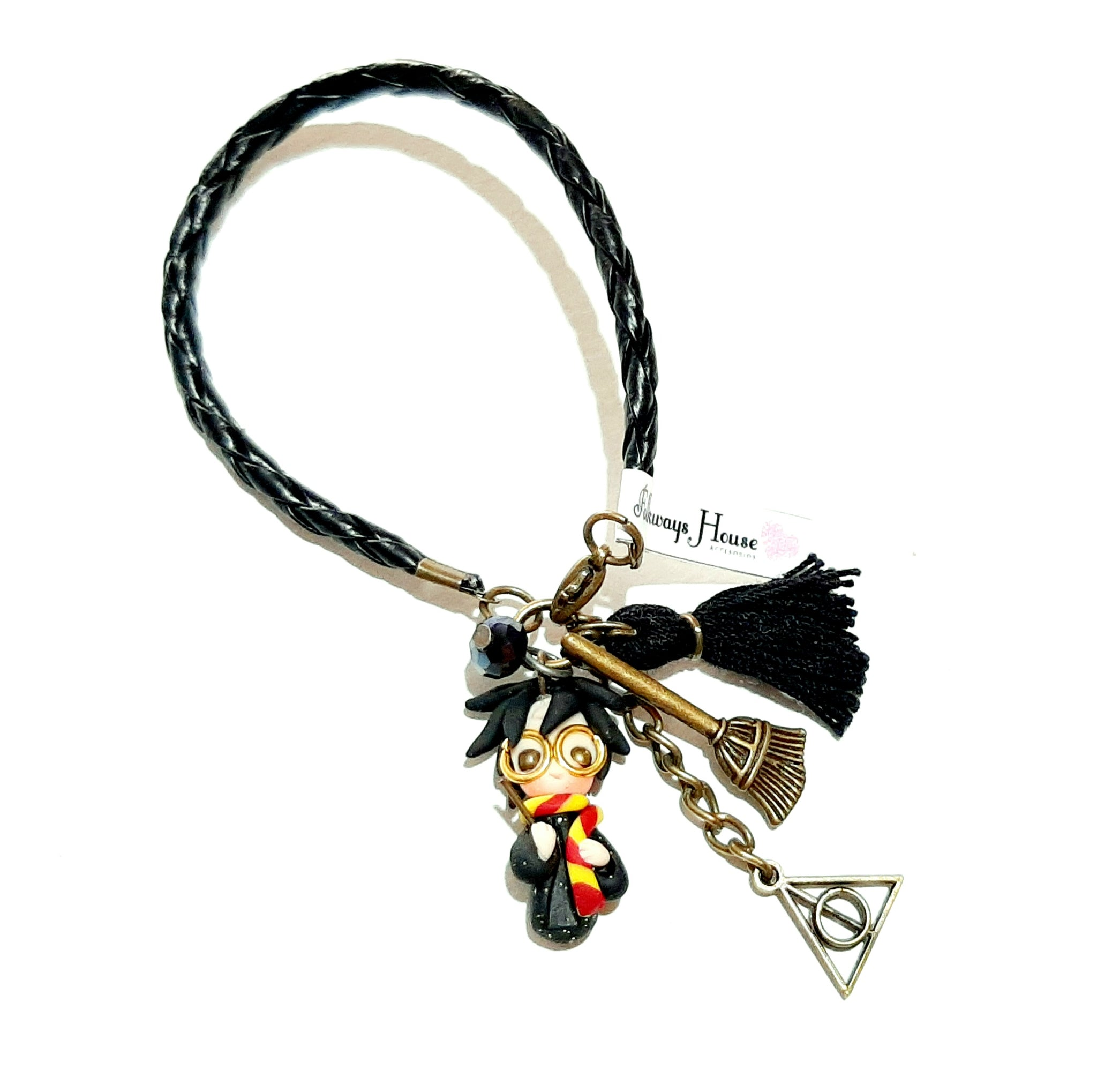 Pulsera Vinil - Harry Potter