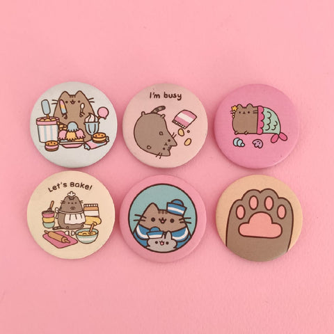 Pins collection Pusheen