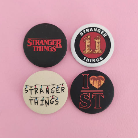 Pins Colecction Stranger Things
