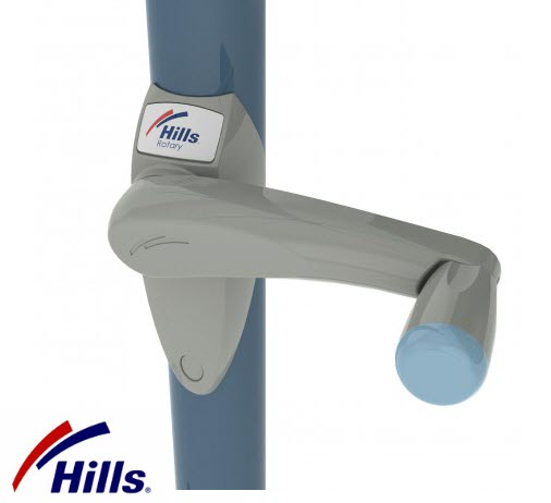 Hills Rotary Handle Assembly