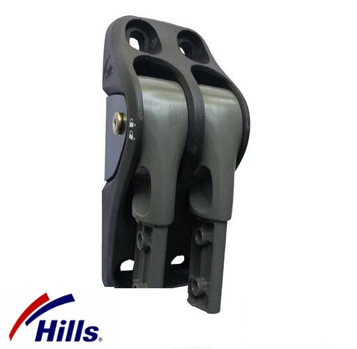 Hills Fold Down Double Arm Bracket Assembly