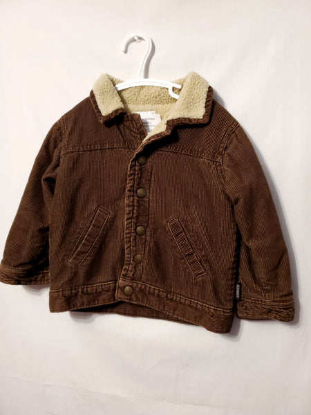 Brown Jacket, 3T