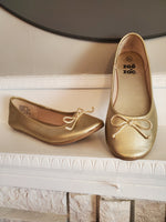 Gold Shoes, 3.5Y