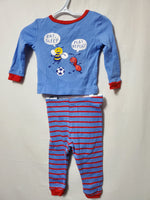 Blue Jammies, 6/12M