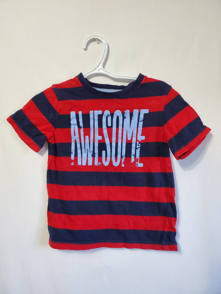 Navy/Red Shirt, 3T