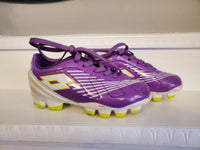 Lotto Purple Cleats, 8T