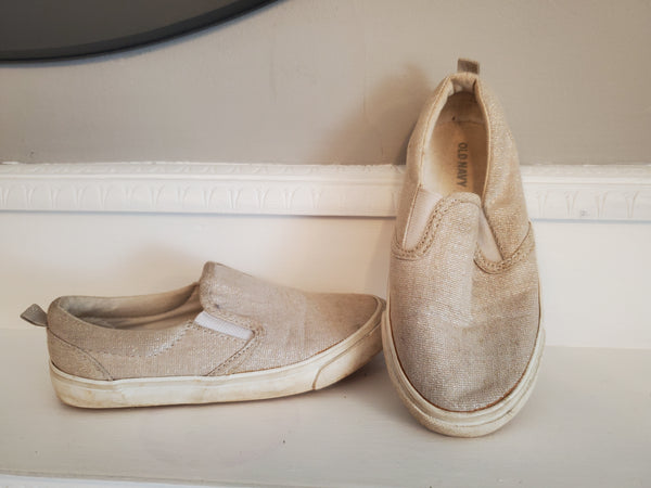 Old Navy Gold Shoes, 9T